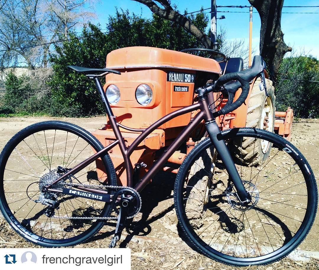 Brève #steelframe #gravelbike #gravel #bike #1x #opentheroad #madeinfrance #handmade #handcrafted
