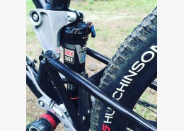 Brève #rockshox #monarch #one4all #caminade #rearshock #mtb