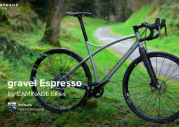 Laurent's Gravel Espresso highlight