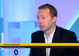 Caminade at Business 365 on Tv Sport 365