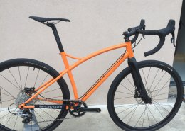 Have a look at Régis gravel bike