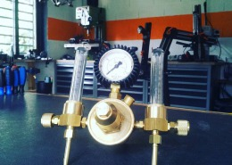 Double pressure reducer for #tigwelding purge