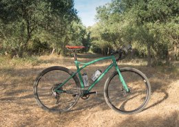 A gravel bike borned for adventure
