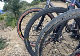 Which tires to choose for his Caminade gravel bike?