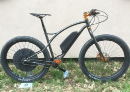 SimpleTrack VTT AE Pinion
