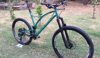 Guillaume steel MTB One4All