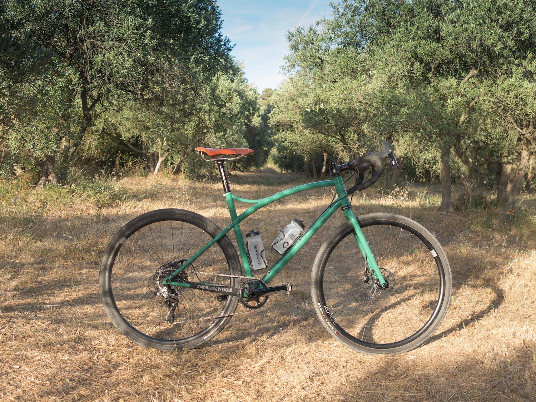 Gravel Steel Vlo Gravel Our Bikes Bikes Designed And