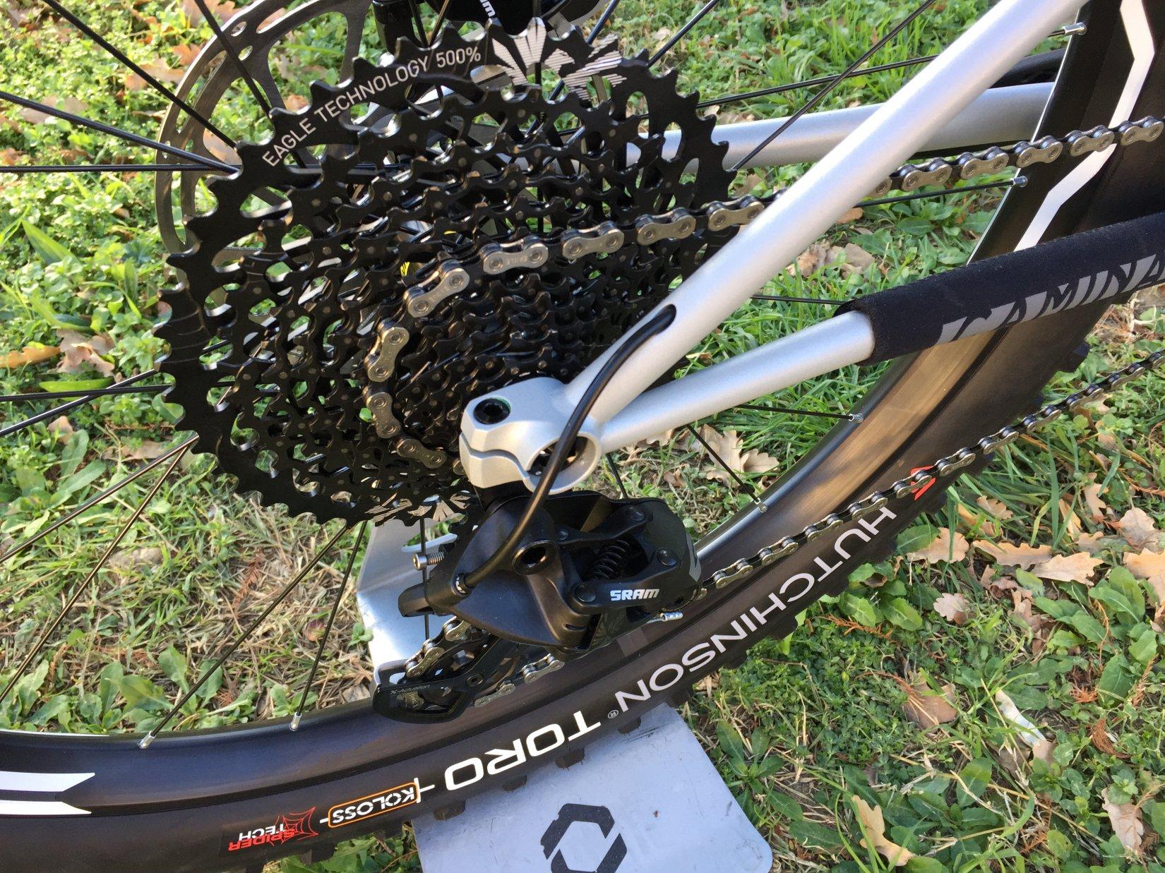 Simpletrack Acier Ou Titane Vtt Vélos Tout Terrain Des Vélos