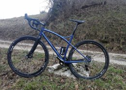 Guillaume's gravelbike