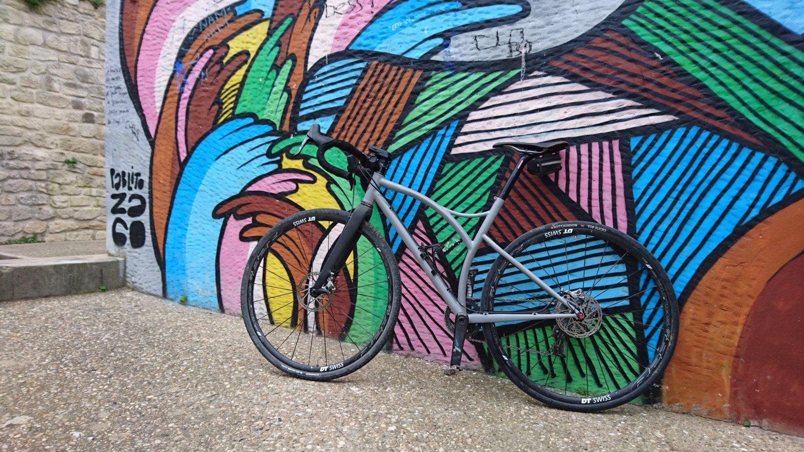 vélo gravel Caminade