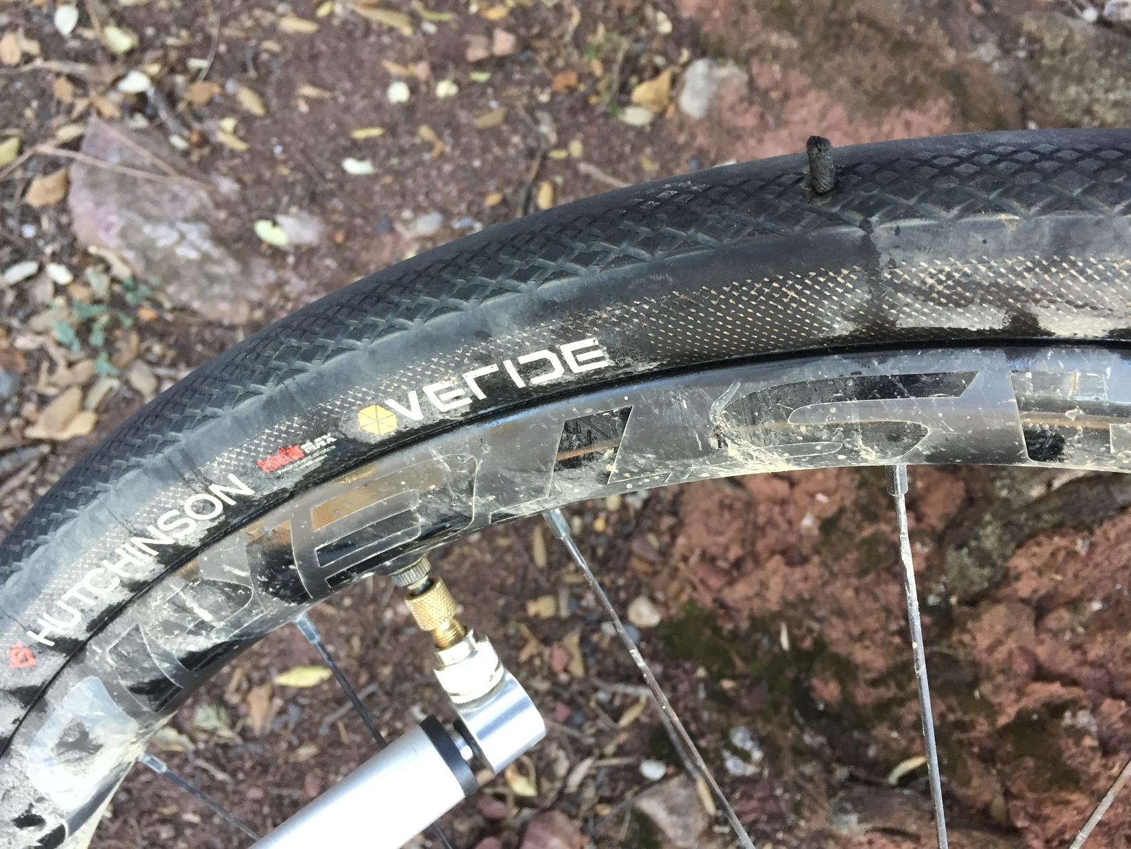 pneu gravel bike