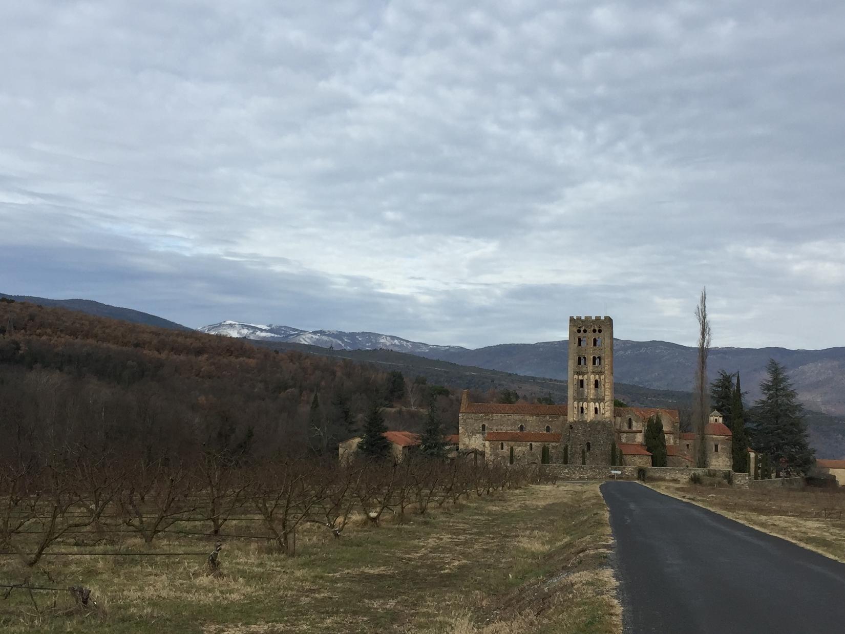 Abbaye Saint Martin de Cuxas